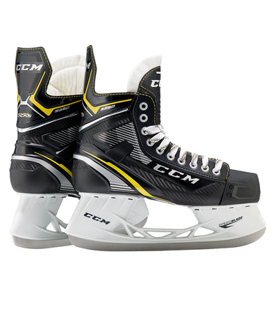 CCM SUPER TACKS 9360 JUNIOR HOCKEY SKATES