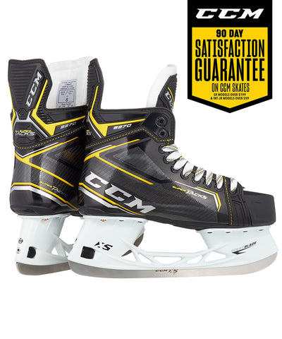 CCM SUPER TACKS 9370 JUNIOR HOCKEY SKATES
