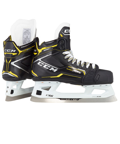 CCM SUPER TACKS 9380 INTERMEDIATE GOALIE SKATES