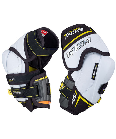 CCM SUPER TACKS AS1 JR ELBOW PADS
