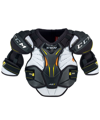 CCM SUPER TACKS AS1 SR SHOULDER PADS