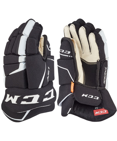 CCM SUPER TACKS AS1 YTH HOCKEY GLOVES