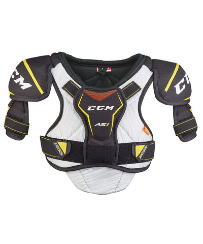 CCM SUPER TACKS AS1 YTH SHOULDER PADS