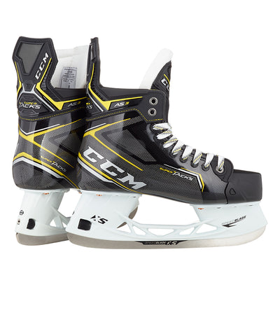 CCM SUPER TACKS AS3 JUNIOR HOCKEY SKATES
