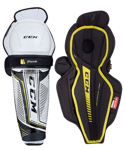 CCM TACKS 9060 JR SHIN GUARDS