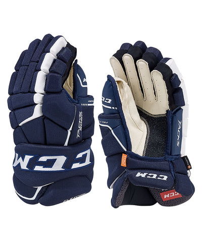CCM TACKS 9080 SR HOCKEY GLOVES