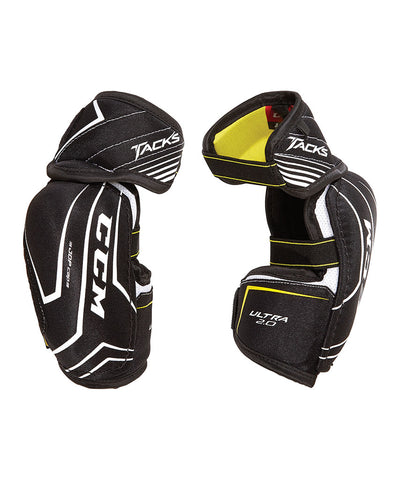 CCM ULTRA TACKS 2.0 YTH ELBOW PADS