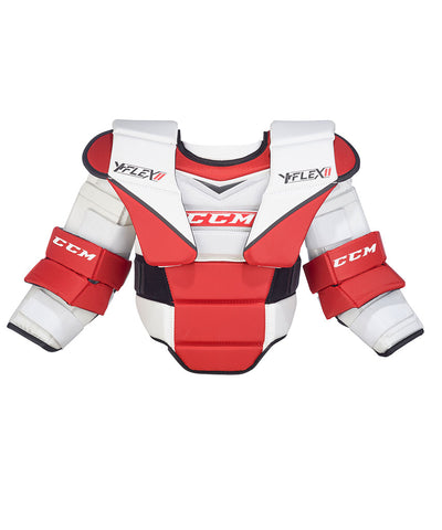 CCM YTFLEX 2 YOUTH GOALIE CHEST PROTECTOR