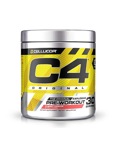 CELLUCOR C4 ORIGINAL PRE-WOROUT SUPPLEMENT - CHERRY LIMEADE