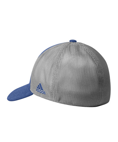 VANCOUVER CANUCKS ADIDAS MEN'S MESH BACK STRUCTURED HAT