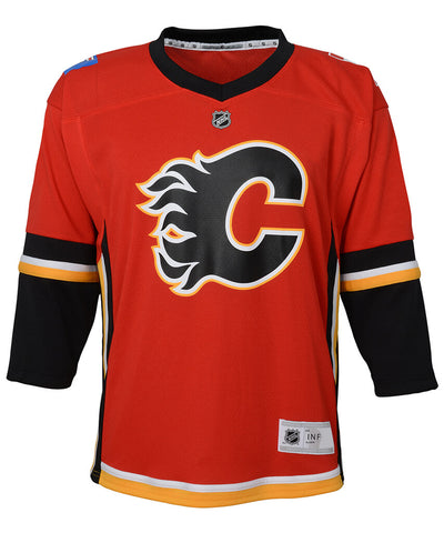 CALGARY FLAMES INFANT REPLICA JERSEY