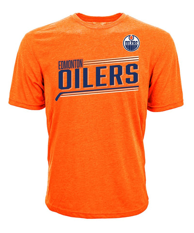 CAM TALBOT EDMONTON OILERS ADIDAS SR ICING NAME & NUMBER TEE