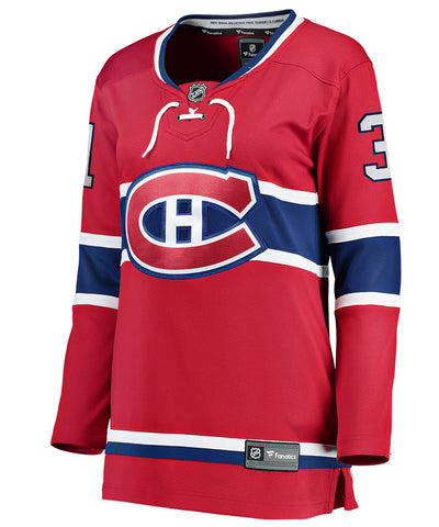 FANATICS MONTREAL CANADIENS CAREY PRICE WOMENS BREAKAWAY JERSEY