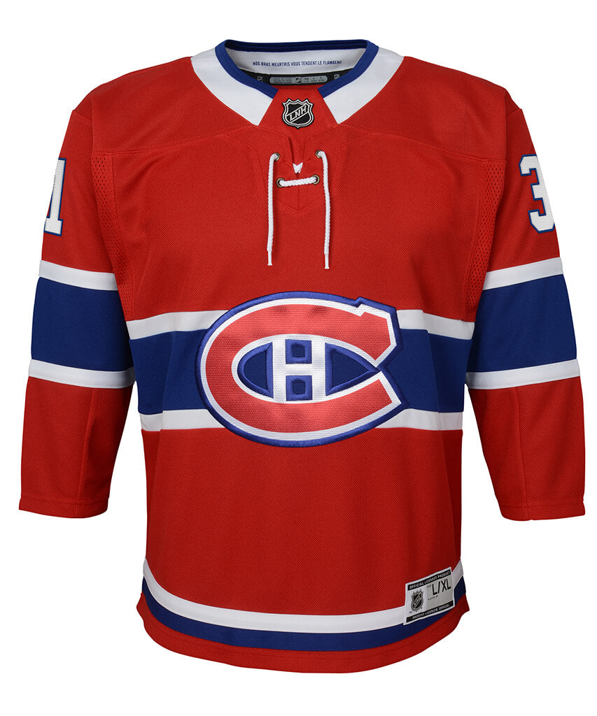 price jersey montreal