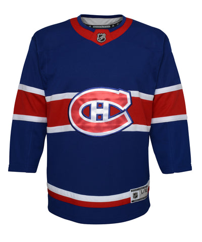 CAREY PRICE MONTREAL CANADIENS KIDS SPECIAL EDITION PREMIER JERSEY