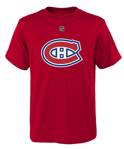 CAREY PRICE MONTREAL CANADIENS KIDS PLAYER T SHIRT