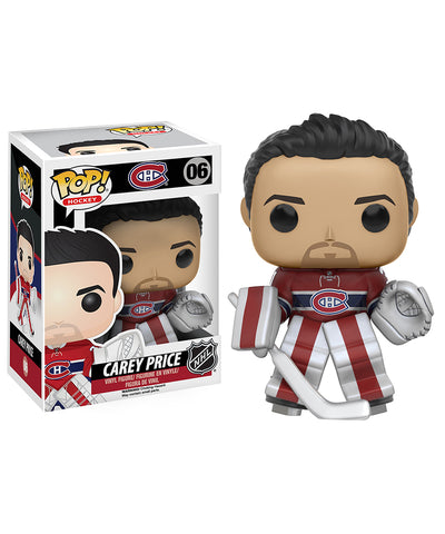 CAREY PRICE MONTREAL CANADIENS FUNKO POP! VINYL NHL FIGURE