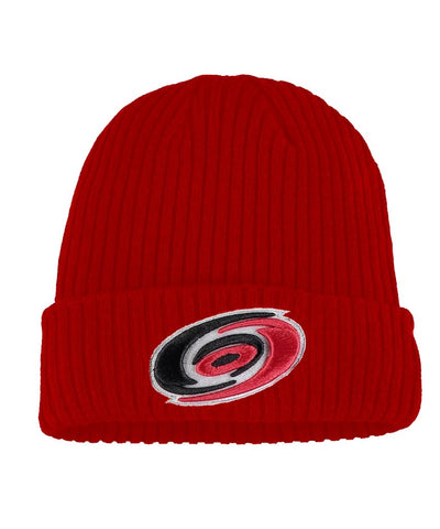 FANATICS CAROLINA HURRICANES CORE KNIT TOQUE