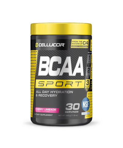 CELLUCOR BCAA SPORT POST-WOROUT SUPPLEMENT - CHERRY LIMEADE