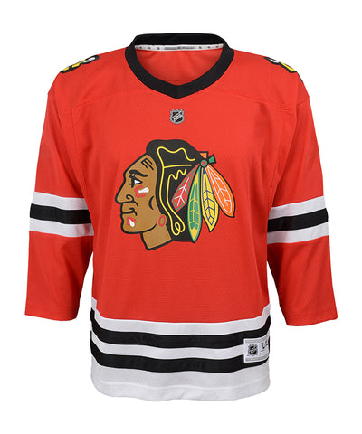 CHICAGO BLACKHAWKS TODDLER REPLICA JERSEY