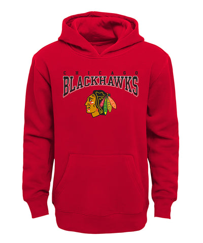 CHICAGO BLACKHAWKS KID'S FADEOUT HOODIE