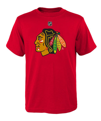 CHICAGO BLACKHAWKS KID'S PRIMARY LOGO T SHIRT