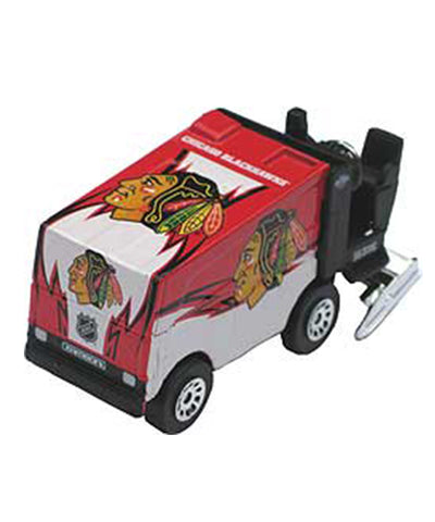 CHICAGO BLACKHAWKS NHL DIE CAST ZAMBONI