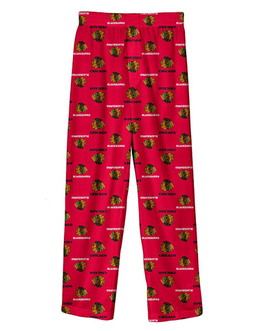 CHICAGO BLACKHAWKS JUNIOR PAJAMAS