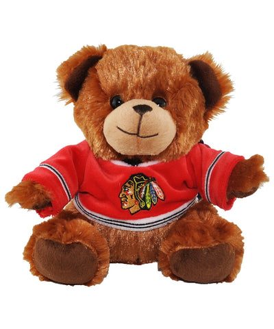 CHICAGO BLACKHAWKS TEDDY BEAR