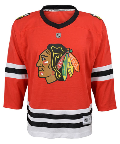 CHICAGO BLACKHAWKS YOUTH REPLICA JERSEY