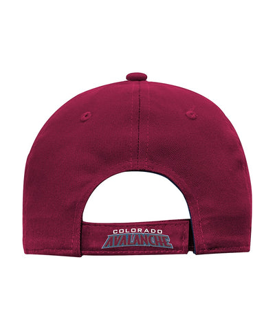COLORADO AVALANCHE KID'S PRIMARY LOGO CAP