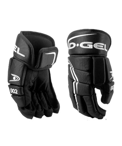 D-GEL 802 BROOMBALL GLOVES