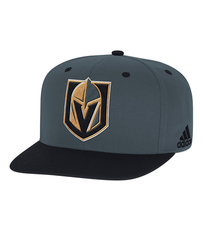 VEGAS GOLDEN KNIGHTS ADIDAS MEN'S SNAPBACK HAT