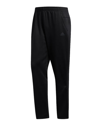 ADIDAS MEN'S TEAM ISSUE FLEECE PANTS - BLACK