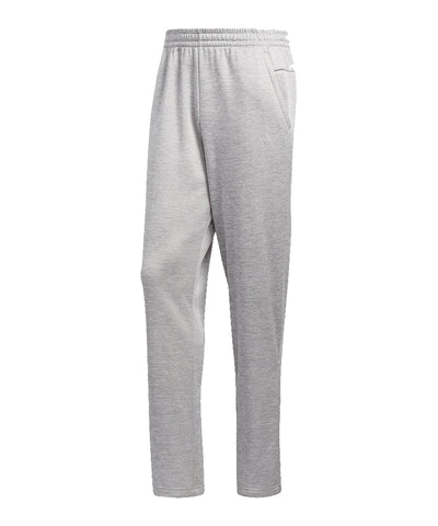 ADIDAS MEN'S TEAM ISSUE FLEECE PANTS - GREY