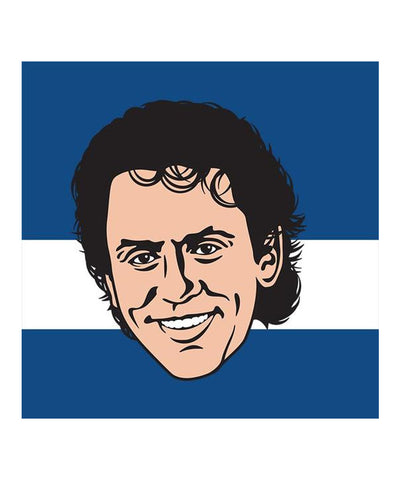 DOUG GILMOUR TORONTO MAPLE LEAFS SOCKEY HALL OF FAME SOCKS