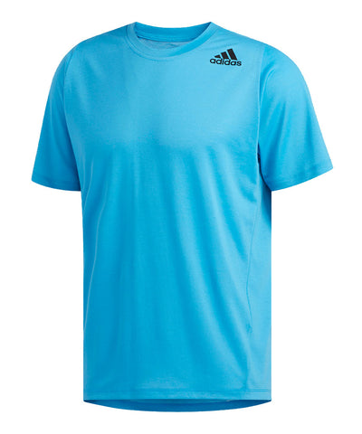 ADIDAS MEN'S FREELIFT SPORT PRIME LITE T SHIRT - BLUE