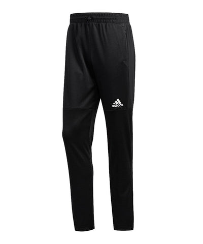 ADIDAS MEN'S TEAM ISSUE LITE PANTS - BLACK