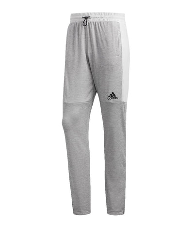 ADIDAS MEN'S TEAM ISSUE LITE PANTS - GREY