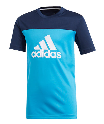 ADIDAS KID'S TRAINING EQUIPMENT T SHIRT