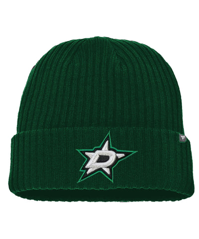 FANATICS DALLAS STARS CORE KNIT TOQUE