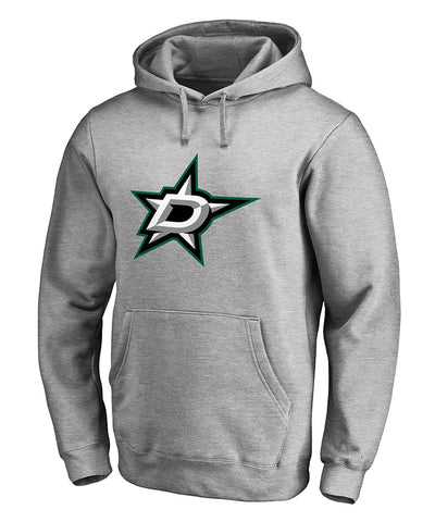 DALLAS STARS FANATICS MEN'S PRIMARY LOGO HOODIE