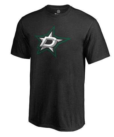 DALLAS STARS FANATICS MEN'S PRIMARY LOGO T SHIRT