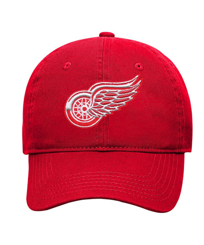 DETROIT RED WINGS KID'S PRIMARY LOGO CAP