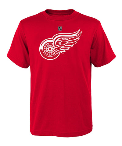 DETROIT RED WINGS KID'S PRIMARY LOGO T SHIRT