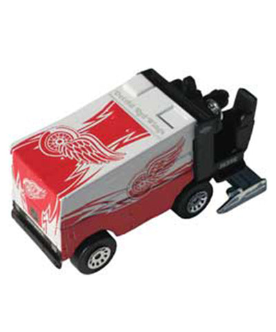 DETROIT RED WINGS NHL DIE CAST ZAMBONI