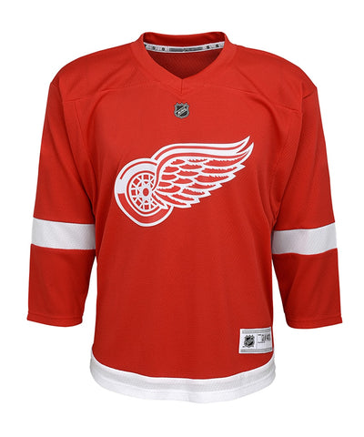 DETROIT RED WINGS TODDLER REPLICA JERSEY