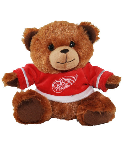 DETROIT RED WINGS TEDDY BEAR