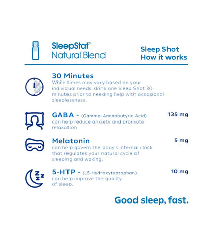 DREAM WATER SLEEP AID 4-PACK SNOOZEBERRY