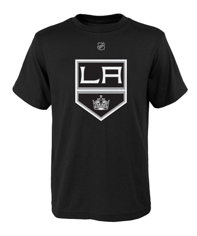 DREW DOUGHTY LOS ANGELES KINGS JUNIOR PLAYER T SHIRT